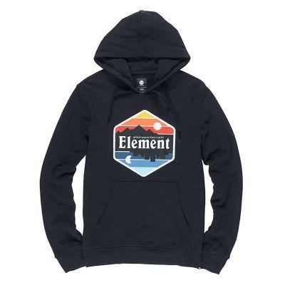 Element Dusk Hoody Black