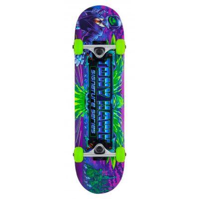 Tony Hawk SS 360 Cyber Mini Skateboard 7.38 x 28.5