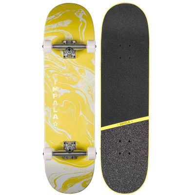 Impala Cosmos Skateboard Yellow 8.5 x 32,2