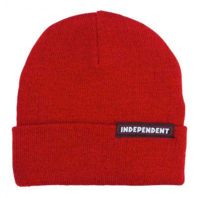 Independent Hue Cardinal Red