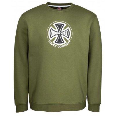 Independent Sweatshirt Truck Co Oliven