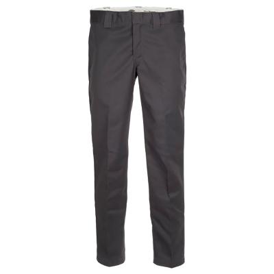 Dickies 872 Bukser / Slim Fit Work Pant Sort