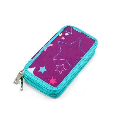 Jeva Penalhus Twozip Purple Stars
