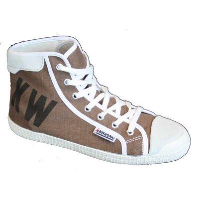 Kawasaki KW Boot Brown