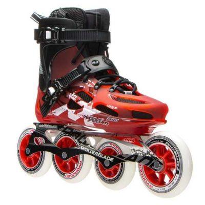Rollerblade Maxxum 100 Red/Black