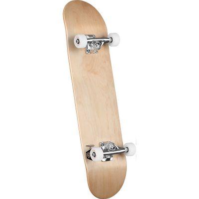 Mini Logo Skateboard Chevron Detonator Natural 7.75 x 31.08
