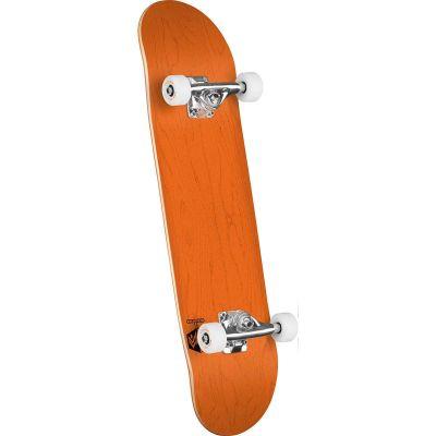 Mini Logo Skateboard Chevron Detonator Orange 8.0 x 31.45
