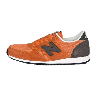 New Balance Sneaker U420SNOO Orange/Grå