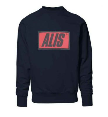 Alis Sweatshirt Crewneck Navy