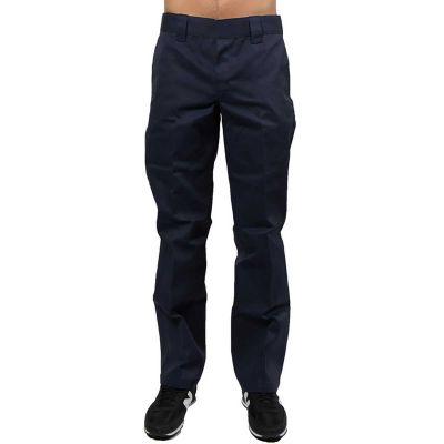 Dickies 873 Bukser / Slim Straight Work Pant Dark Navy