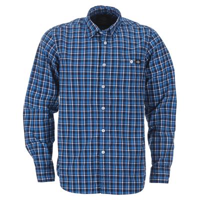 Dickies Laytonville Langærmet Skjorte Blå