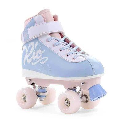 Rio Roller Side By Side Milkshake Blue Pink