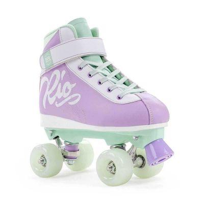 Rio Roller Side By Side Milkshake Purple Green
