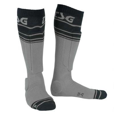 TSG Riot Sock Grå Striped