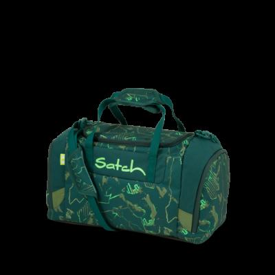 Ergobag Satch Sportstaske Green Compass