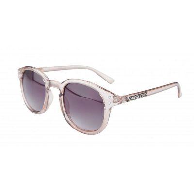 Santa Cruz Sunglasses Watson Clear Mushroom