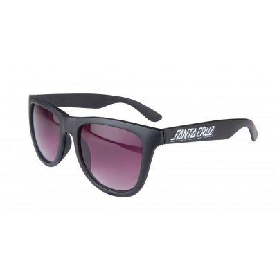 Santa Cruz Sunglasses Contra Black