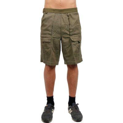 Jimmy'z Twill Cargo Shorts Oliven