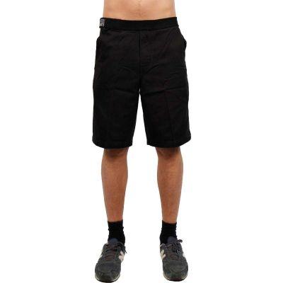 Jimmy'z Twill Flat Front Shorts Sort