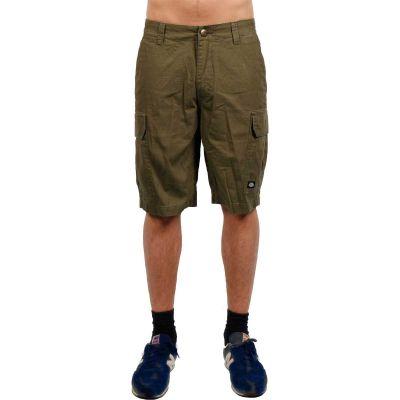 Dickies New York Cargo Shorts Dark Olive