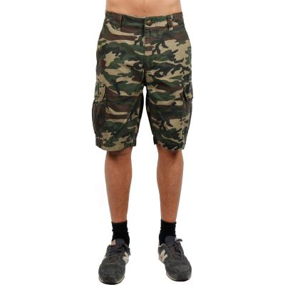 Dickies New York Cargo Shorts Camouflage