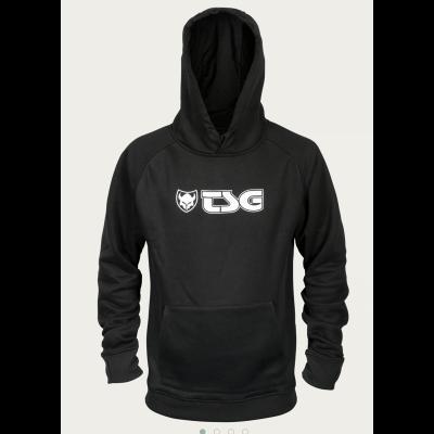 TSG Hættetrøje Black