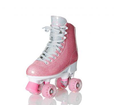 Supreme Rollers Del Rey justerbar Pink