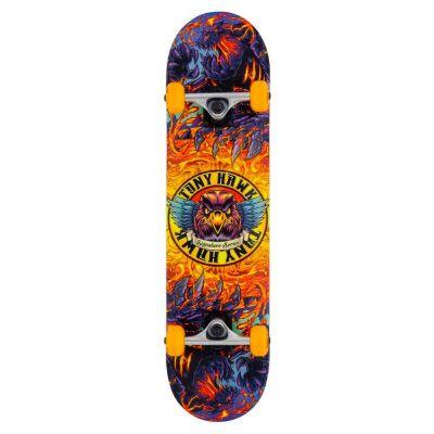 Tony Hawk SS 360 Skateboard Lava 7.75 x 31