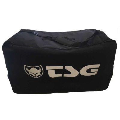TSG Stor Sportstaske 144L Sort