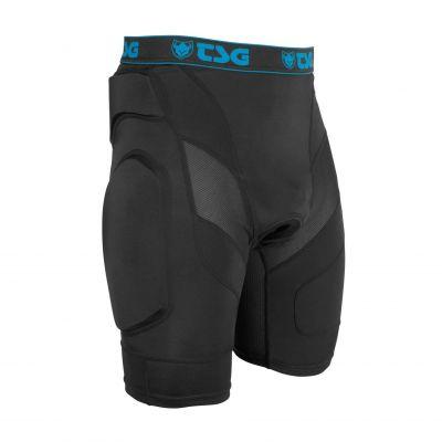 TSG MTB Bukser med beskyttelse A Sort