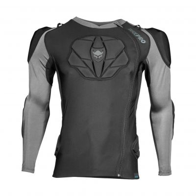TSG Tahoe Pro A 2.0 Langærmet Skjorte med Beskyttelse Sort