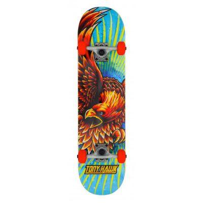 Tony Hawk SS 180 Skateboard Golden Hawk 7.75 x 31
