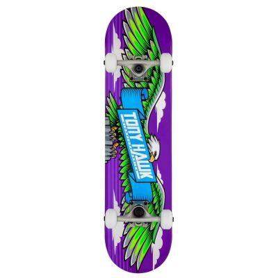 Tony Hawk SS 180 Skateboard Wingspan Purple 7.75 x 31