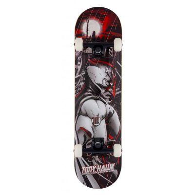 Tony Hawk SS 540 Skateboard Industrial Red 8.0