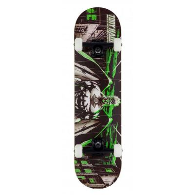 Tony Hawk SS 540 Skateboard Wasteland Green 8.0