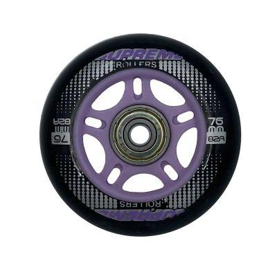 Supreme Rulleskøjtehjul til Venice Inline Lilla 4 stk