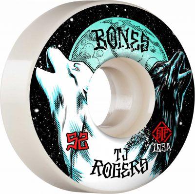 Bones Wheels PRO STF Skateboard Hjul Rogers Spirit Howl 52mm V3 Slims 103A 4-pak